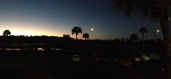 Days Inn Orlando Convention Center/International Drive: Sunset