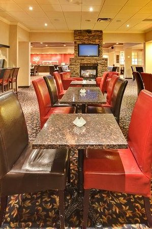 Holiday Inn Kitchener Embers Restaurant