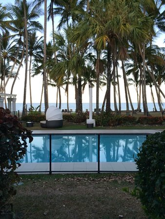 beachfront room view picture of alamanda palm cove by. Black Bedroom Furniture Sets. Home Design Ideas