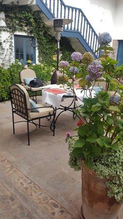 Belmond Palacio Nazarenas : Jardin Secreto