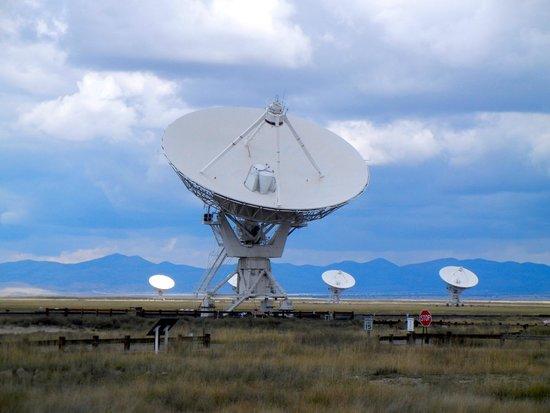 Very Large Array: Radio telescope