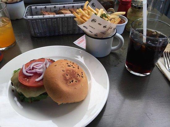 Franco - Cocina Urbana: Franco Burger.