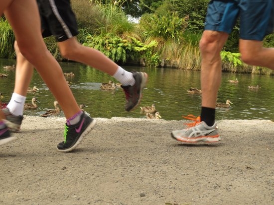 Christchurch Running Tours