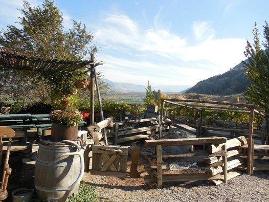 Rustico Farm & Cellars: On Rustico property