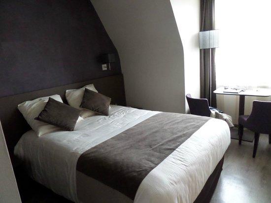 Hotel de Diane : Chambre 201