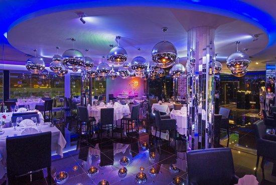 Glasshouse Lounge Restaurant : Glasshouse