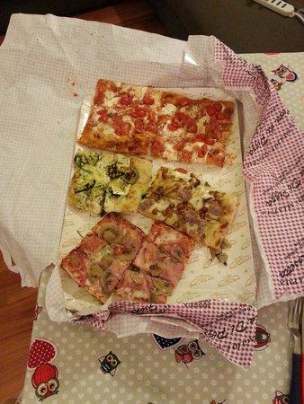 Pizzeria al Taglio e Alla Pala di Paolo e Rosetta