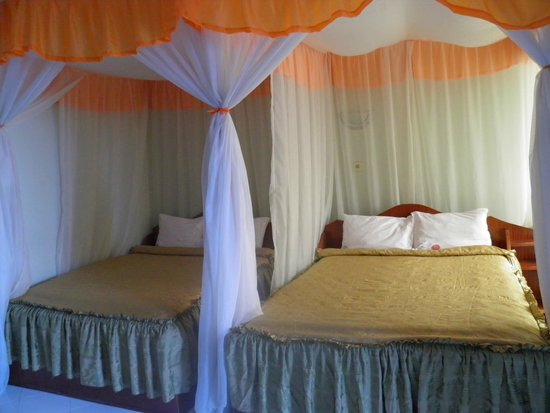 Jupiter Guest Resort Langata: Double Bed Room