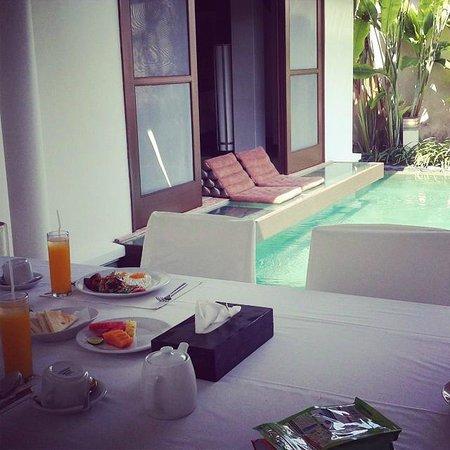 The Wangsa Private Estate: завтрак