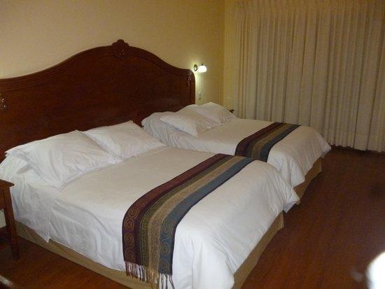 Hotel Agusto's Cusco : 室内