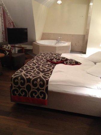 Belvedere Strandhotel & Restaurant: Room