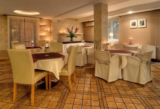 Petrus Hotel: Restaurant