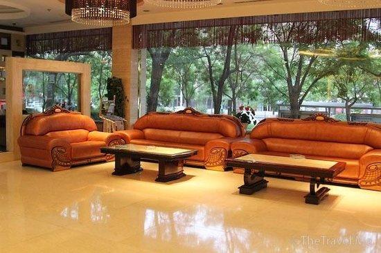 Jiayuguan Hotel: 嘉峪關賓館