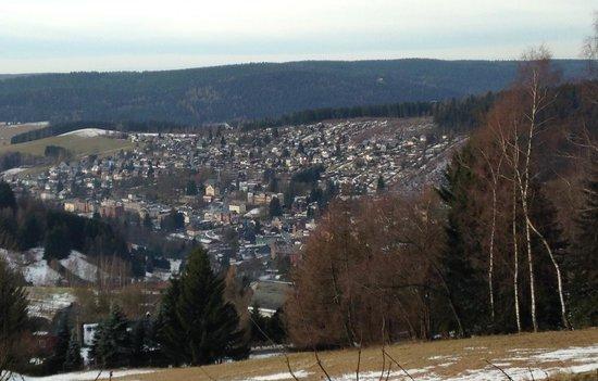 Berggasthaus und Pension Schoene Aussicht