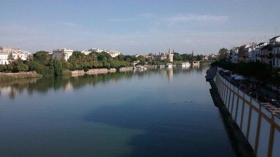 Guadaluxe - Private Tours: Desde el puente de triana