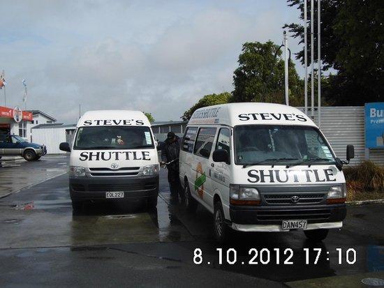 Steve's Shuttle