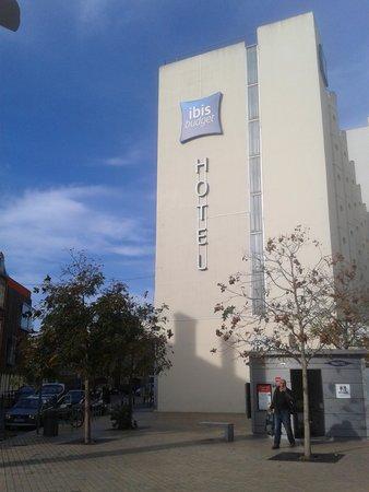 Ibis Budget Bordeaux Gare Saint Jean : l'hotel