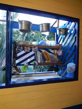 Hotel Los Suenos : Perfect, well-stocked kitchen
