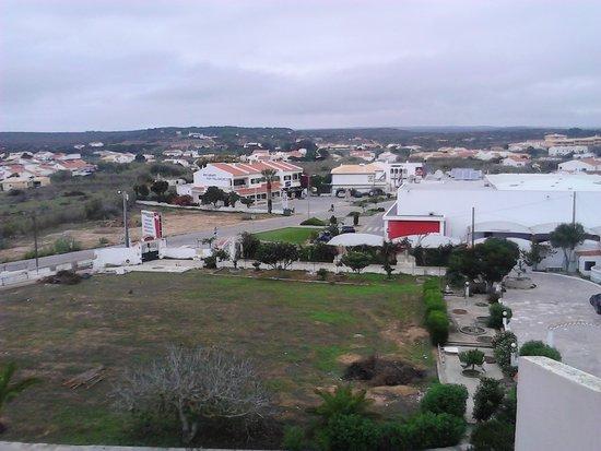 Don Tenorio Aparthotel: Aussicht