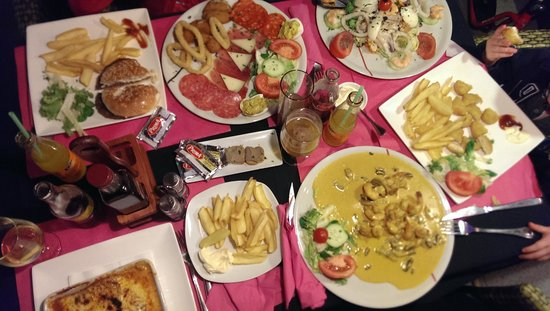 Restaurant Nerja de Nerja: ricooo