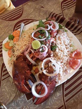 Palace D' Mughal Restaurant
