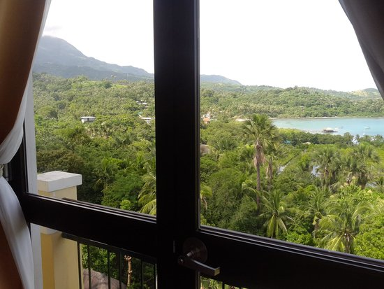 The Manor at Puerto Galera: view from superior room