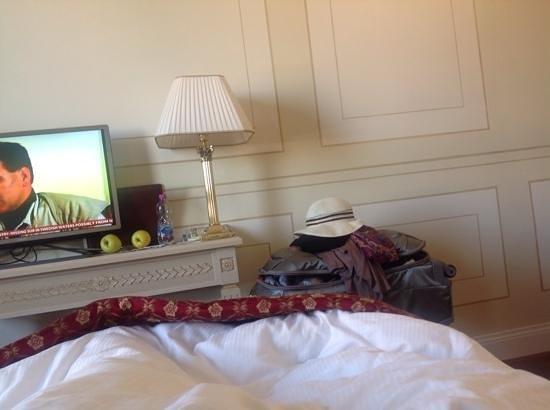 Grand Hotel Ritz : best shot of the room