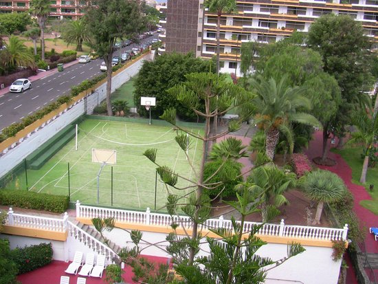 Tennisplatz fotograf a de hotasa puerto resort canarife - Hotel canarife palace puerto de la cruz ...