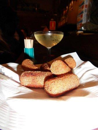 Can Paixano (La Xampanyeria): les tapas