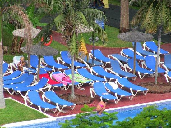 Poolbereich photo de hotasa puerto resort canarife - Hotel canarife palace puerto de la cruz ...