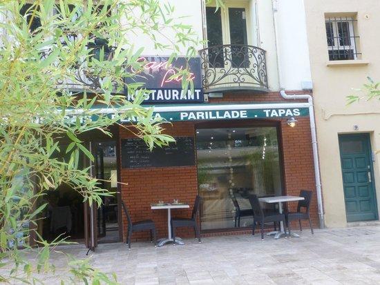 façade du CAN PLA