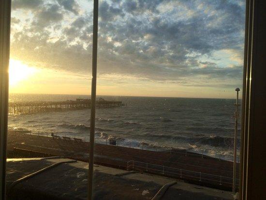 سيسبراي إقامة وإفطار: Our view from our room