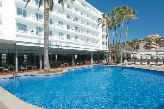 Hotel Riu San Francisco: Outdoor pool