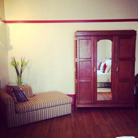 Esperanza Guest House : Seating area