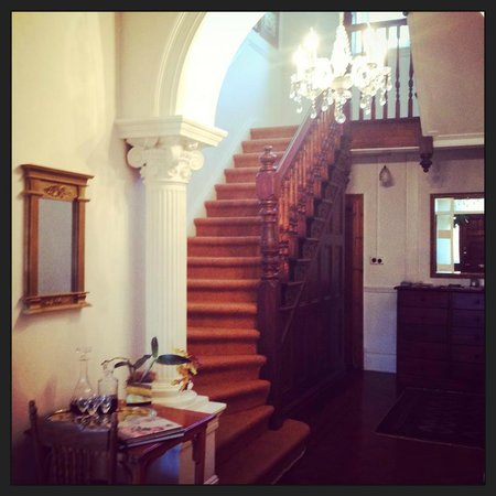 Esperanza Guest House : Beautiful staircase