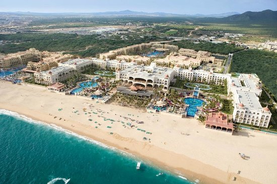 Hotel Riu Santa Fe Aerial View