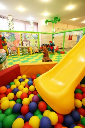 K-Vizit Hotel: Детская комната