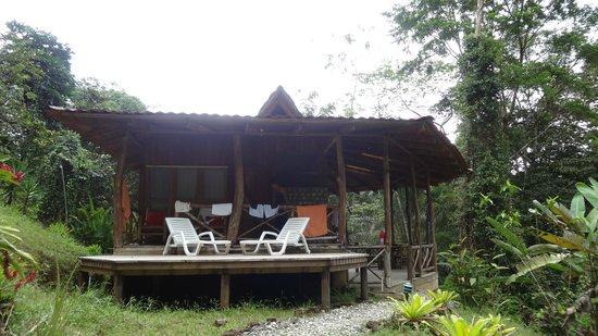 Esquinas Rainforest Lodge: Villa 1