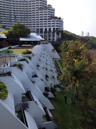 Royal Cliff Beach Terrace: ห้องพักส่วนเทอเรซ