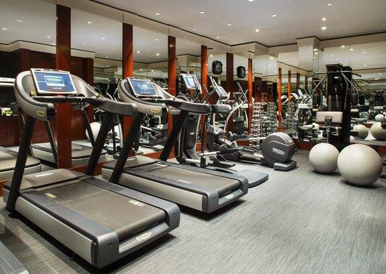Park Hyatt Paris - Vendome: Fitness Area