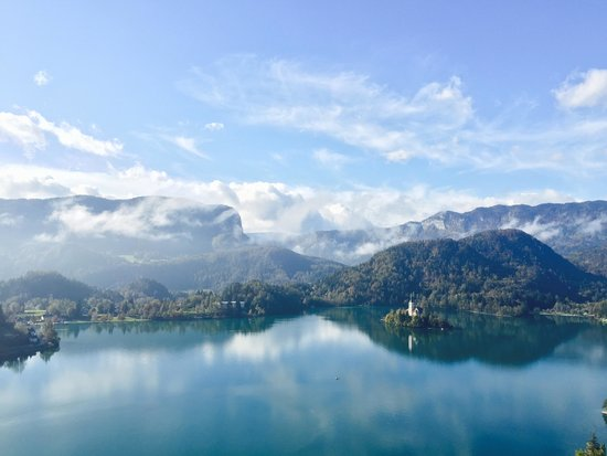 Bled Island: Bled Jezero
