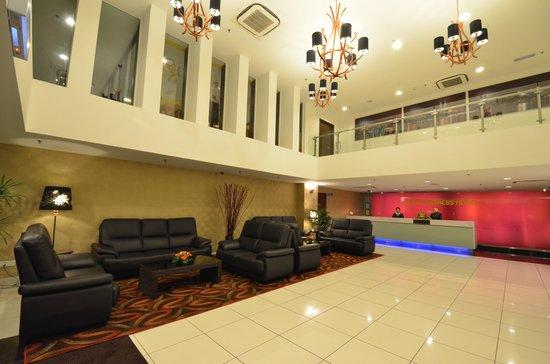 Sky Express Hotel Bukit Bintang : Lobby