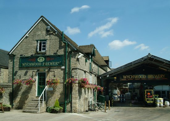 Witney, UK: The Brewery