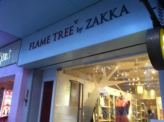 ‪Flame Tree by Zakka‬