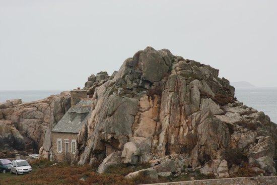 Les Terrasses de Trestel : GR34