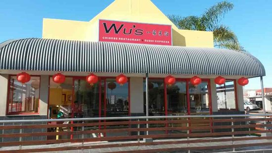 Wu's Chinese Restaurant & Sushi Express - George Branch