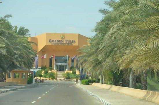 Golden Tulip Al Jazira: Hotel
