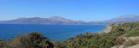 Pitsidia, Grèce : Kommos Beach