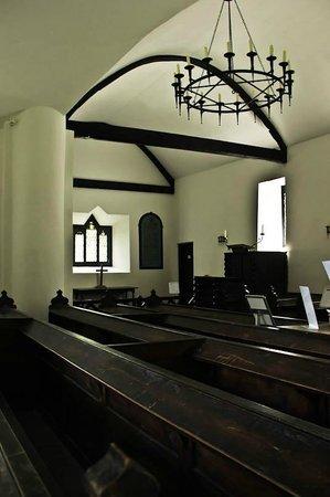 St. Michael's Old Church: St. Michael's Church interior