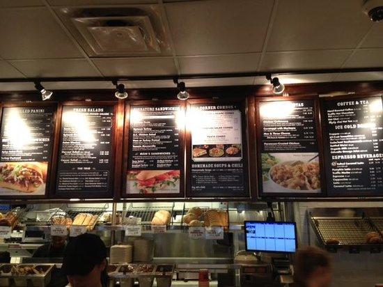 Corner Cafe Bakery New York Ny